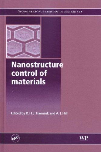 9780849334498: Nanostructure control of materials