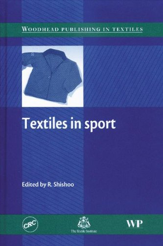 9780849334863: Textiles in Sport (Woodhead Publishing Series in Textiles)