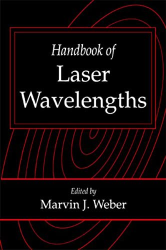 9780849335082: Handbook of Laser Wavelengths (Laser & Optical Science & Technology)