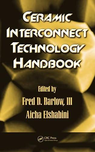 9780849335570: Ceramic Interconnect Technology Handbook