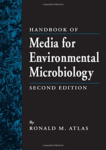9780849335600: Handbook of Media for Environmental Microbiology, Second Edition