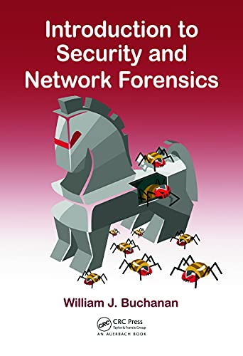 9780849335686: Introduction to Security and Network Forensics
