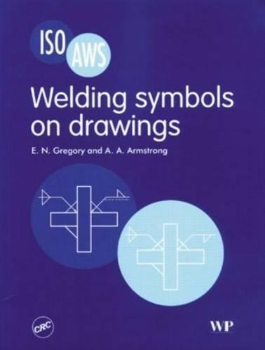 9780849335914: Welding Symbols on Drawings