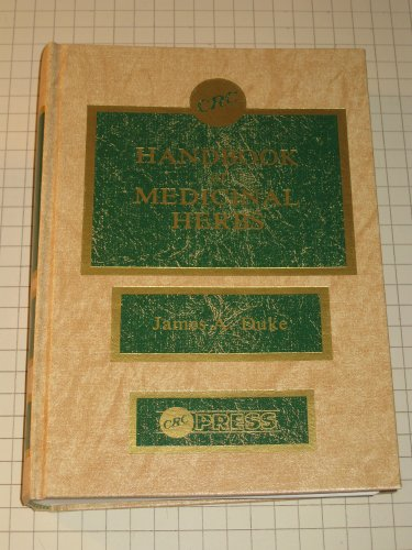 9780849336300: Handbook of Medicinal Herbs, Second Edition
