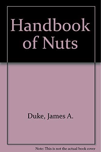 9780849336362: CRC Handbook of Nuts