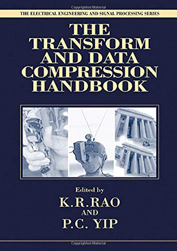 9780849336928: The Transform and Data Compression Handbook (Electrical Engineering & Applied Signal Processing Series)