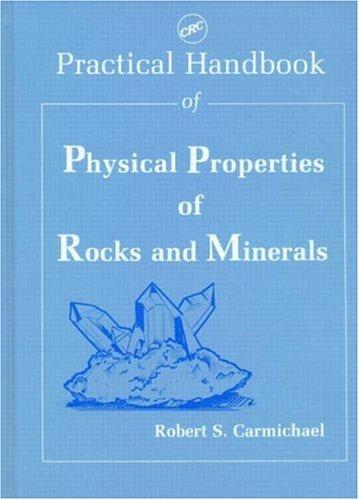 9780849337031: Practical Handbook of Physical Properties of Rocks & Minerals