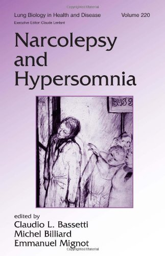 9780849337154: Narcolepsy and Hypersomnia (Lung Biology in Health and Disease)