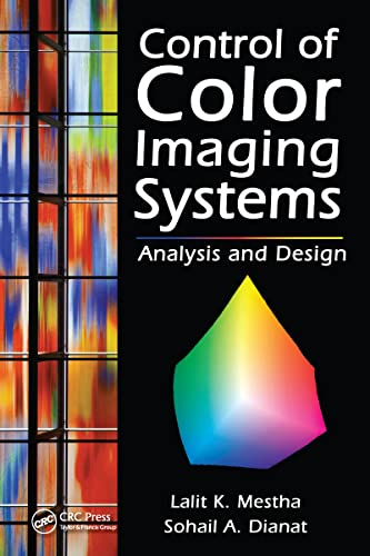 9780849337468: Control of Color Imaging Systems: Analysis and Design