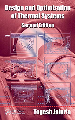 9780849337536: Design and Optimization of Thermal Systems, Second Edition (Mechanical Engineering)