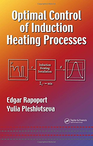 9780849337543: Optimal Control of Induction Heating Processes (Mechanical Engineering)