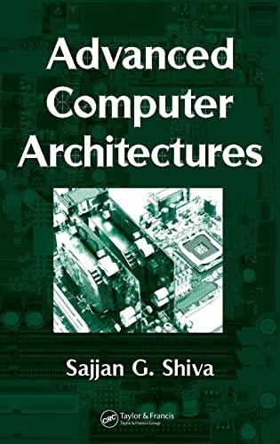 9780849337581: Advanced Computer Architectures