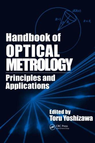 9780849337604: Handbook of Optical Metrology: Principles and Applications