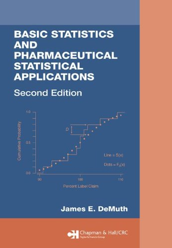 9780849337994: Basic Statistics and Pharmaceutical Statistical Applications, Second Edition (Pharmacy Education Series)