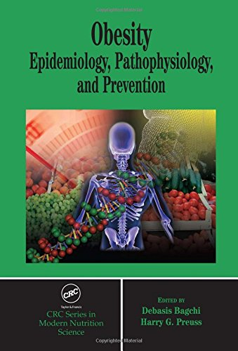 9780849338021: Obesity: Epidemiology, Pathophysiology, and Prevention (CRC Press series in Modern Nutrition Science)
