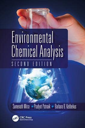 9780849338380: Environmental Chemical Analysis, Second Edition