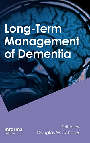 9780849338533: Long-Term Management of Dementia (Neurological Disease and Therapy)