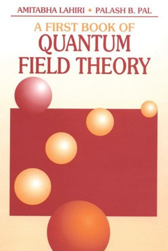 9780849338977: A First Book of Quantum Field Theory, Second Edition