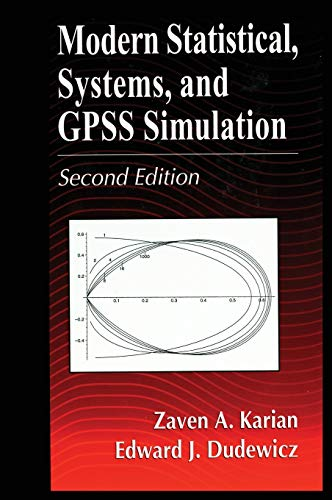 9780849339226: Modern Statistical, Systems, and GPSS Simulation, Second Edition