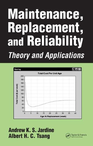 9780849339660: Maintenance, Replacement, and Reliability: Theory and Applications (Mechanical Engineering)