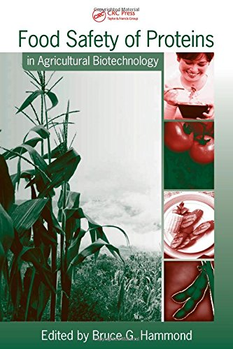 9780849339677: Food Safety of Proteins in Agricultural Biotechnology (Food Science and Technology)