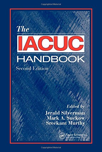 9780849340109: The IACUC Handbook, Second Edition