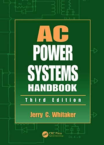9780849340345: AC Power Systems Handbook, Third Edition (Electronics Handbook Series)