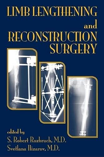 Limb Lengthening and Reconstruction Surgery (Hardback)