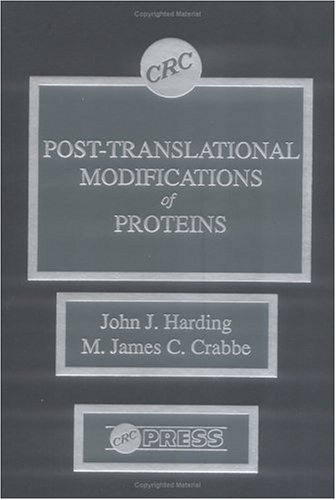 9780849341717: Post-translational Modifications of Proteins