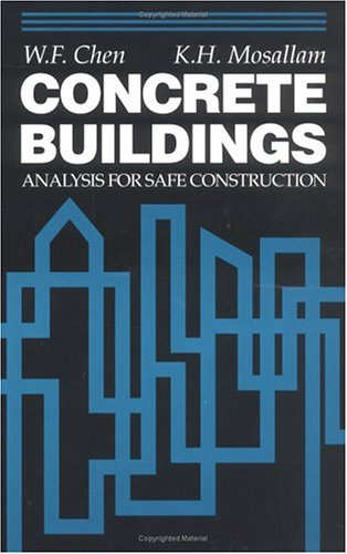 9780849342134: Concrete Buildings Analysis for Safe Construction (New Directions in Civil Engineering)