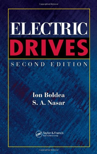 9780849342202: Electric Drives, Second Edition (Electric Power Engineering Series)
