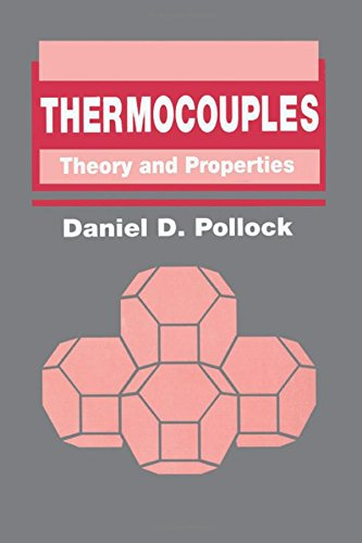 9780849342431: Thermocouples: Theory and Properties