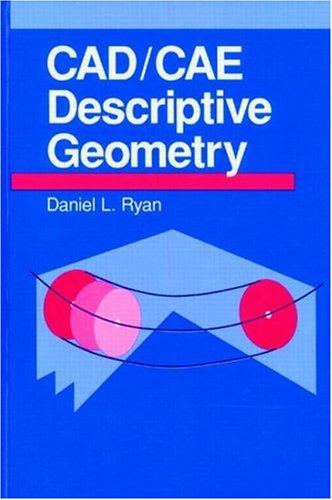 9780849342738: CAD/CAE Descriptive Geometry