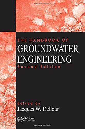 9780849343162: The Handbook of Groundwater Engineering, Second Edition