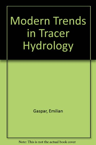 9780849343193: Mod Trends Tracer Hydrology