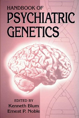 9780849344862: Handbook of Psychiatric Genetics