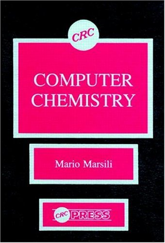 9780849345548: Computer Chemistry