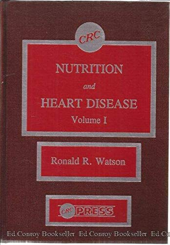 9780849346408: Nutrition & Heart Disease SET