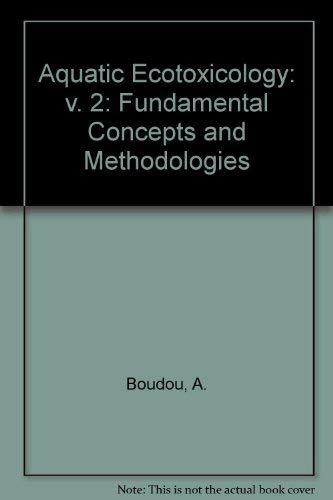 9780849348297: Aquatic Ecotoxicology, 2