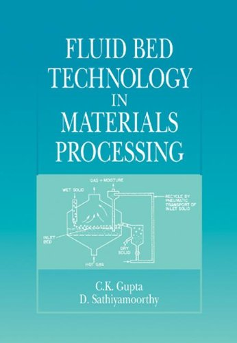 9780849348327: Fluid Bed Technology in Materials Processing