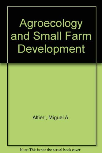 9780849348853: Agroecology & Small Farm Dev