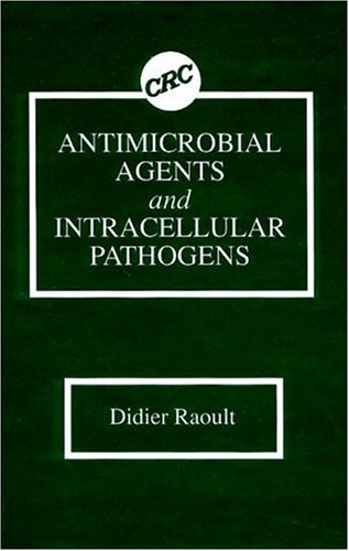 9780849349249: Antimicrobial Agents and Intracellular Pathogens