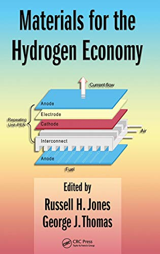 9780849350245: Materials for the Hydrogen Economy