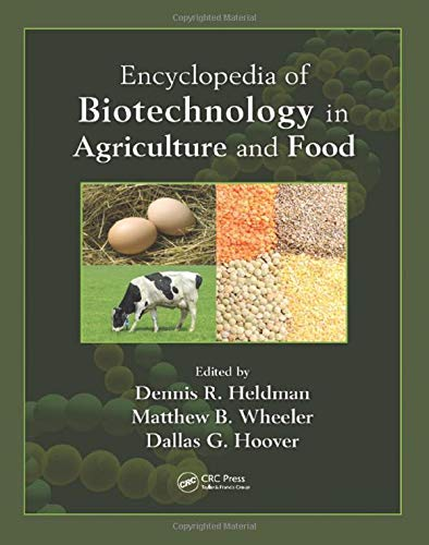 9780849350276: Encyclopedia of Biotechnology in Agriculture and Food (Print) (Volume 2)