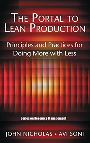 The Portal to Lean Production: Principles and: Walker, William T.