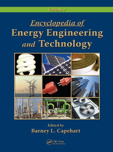 9780849350399: Encyclopedia of Energy Engineering