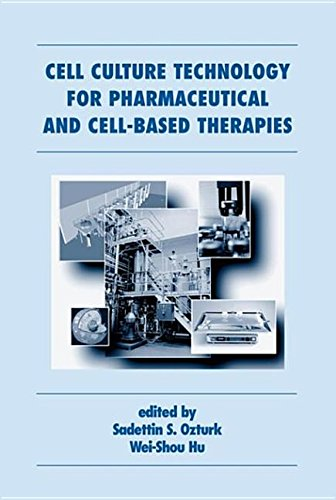 9780849351068: Cell Culture Technology for Pharmaceutical and Cell-Based Therapies. CRC Press. 2005.