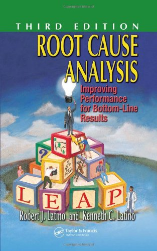 Root Cause Analysis: Improving Performance for Bottom-Line: Robert J. Latino