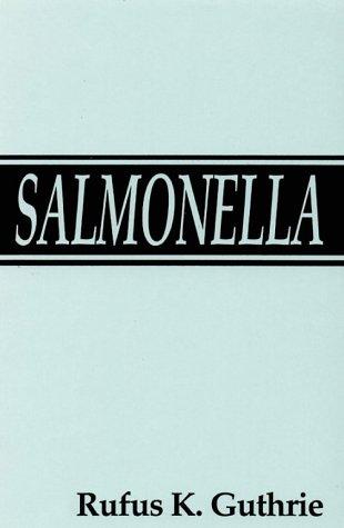 9780849354199: Salmonella