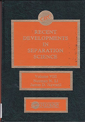 Recent Developments in Separation Science: Li/Navratil